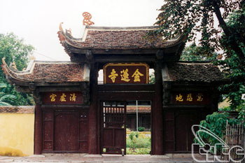 Kim Lien Pagoda