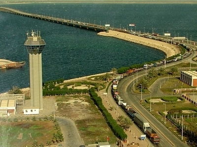 King Fahd Causeway
