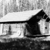 Kintla Lake Ranger Station - Glacier - USA