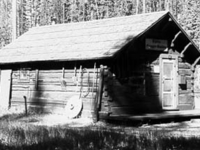 Kintla Lake Ranger Station