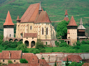 Fortified Churches in Transylvania