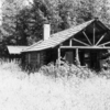 Kishenehn Ranger Station Historic District - Glacier - USA