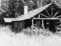 Kishenehn Ranger Station