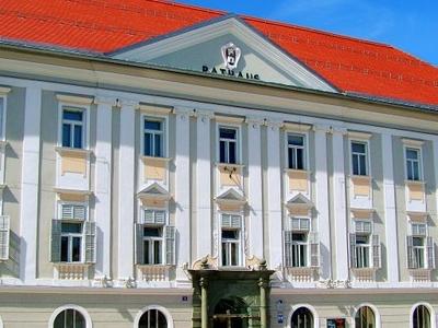 Klagenfurt  Rathaus
