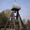 Cemetery Bell In Bantega