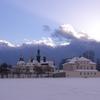 Cloister Klokoty–Winter