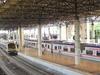 Kuala Lumpur Railway Station Platform