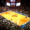 Knicks Playing At Madison Square Garden