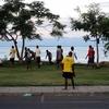 Kokopo Football Game - Rabaul PNG