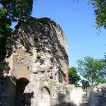 Ferences Templom és Kolostor Romjai