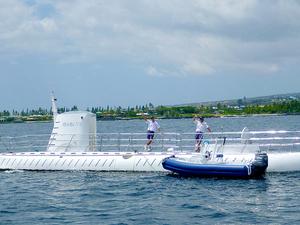 Kona Submarine Adventure and Royal Kona Resort Luau Photos