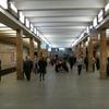 Inside The Kontraktova Ploshcha Metro Station