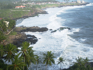 Beaches of Kerala Photos