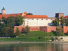 Wawel From The Vistula River