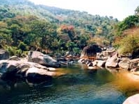 Krong Kmar Waterfall