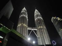 Kuala Lumpuar Petronas Towers