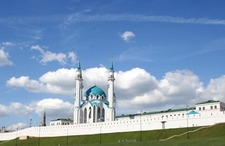 Kul Sharif Mosque In Kazan
