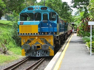 Kuranda Scenic Railway Day Trip from Cairns Photos