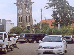 Kurunegala Clock Tower