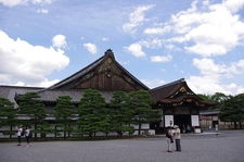 Kyoto Nijo Castle Side View