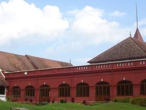 Kanakakkunnu Palace