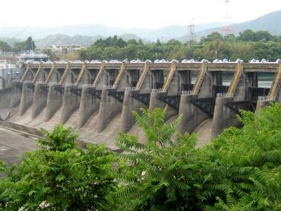 Kaneyama Dam