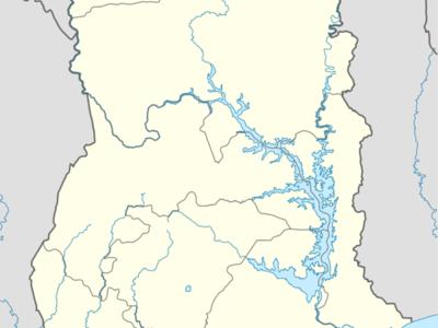 Kenyasi Is Located In Ghana