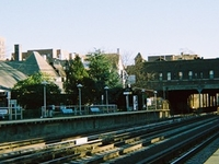 Kew Gardens LIRR Station