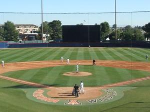 Jerry Kindall Field At Frank Sancet Stadium
