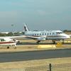 King Island Plane At Moorabbin