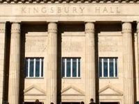 Kingsbury Hall