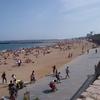 La Barceloneta Beach Long View
