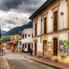 La Candelaria Neighbourhood In Bagota