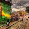 La Candelaria Street View - Downtown Bagota