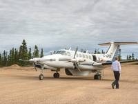 Lac Brochet Airport