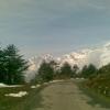 Lachung - View Katao Road