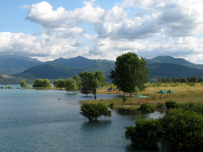 Colbun Lake