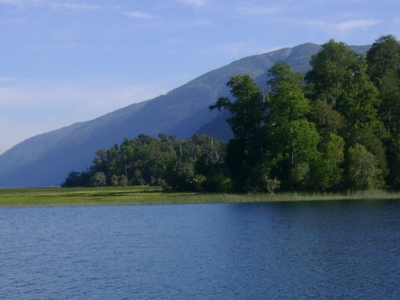 Pirihueico Lake
