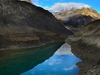 Lake Along Manali-Leh Highway HP
