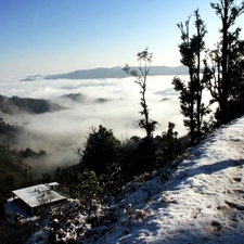 Lake Cloud View From Resort