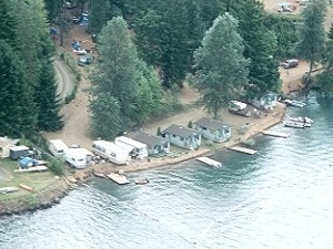 Lake Cushman Rv Resort