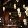 Lake McDonald Lodge Ceiling Lanterns - Glacier - USA
