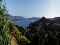 Lake Omodeo