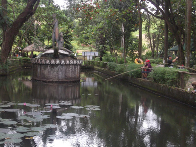 La Mesa Watershed And Eco Park