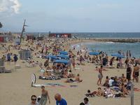 La Nova Icaria Beach