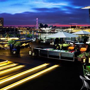 Lantern Bar Singapore