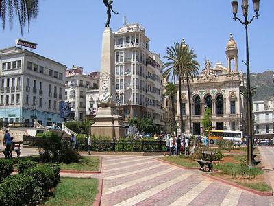 La Place D'armes - Algeria