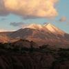 View Of La Sals Utah