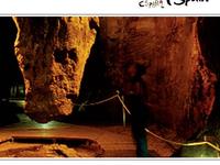 Las Calaveras Cave