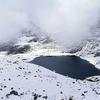 Last Lake Before Renjo La Pass - Nepal Himalayas